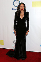 LOS ANGELES - FEB 11:  Jurnee Smollett-Bell at the 48th NAACP Image Awards Arrivals at Pasadena Conference Center on February 11, 2017 in Pasadena, CA