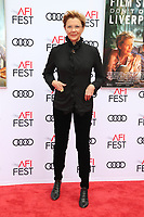 HOLLYWOOD, CA - NOVEMBER 12: Annette Bening at the Film Stars Won't Die In Liverpool Special Screening at the TCL Chinese Theatre in Hollywood, California on November 12, 2017. Credit: Faye Sadou/MediaPunch /NortePhoto.com