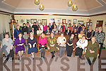 ICA: ICA Lady's Presidents from all over Ireland who attended a civic reception at Tralee Town Hall ,Princess Street, Tralee on Friday evening hosted by Tralee Town Council.................................. ....