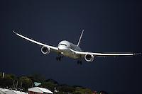 Boeing 787 Dreamliner passenger airliner