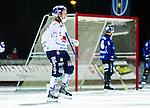 Uppsala 2014-12-10 Bandy Elitserien IK Sirius - Bolln&auml;s GIF :  <br /> Bolln&auml;s Marcus St&aring;hl jublar efter sitt 2-4 m&aring;l under matchen mellan IK Sirius och Bolln&auml;s GIF <br /> (Foto: Kenta J&ouml;nsson) Nyckelord:  Bandy Elitserien Uppsala Studenternas IP IK Sirius IKS Bolln&auml;s GIF BGIF Giffarna jubel gl&auml;dje lycka glad happy