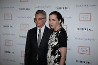 Carroll Dunham, Laurie Simmons, New York Academy of Art Tribeca Ball