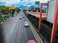 Vida cotidiana en la ciudad de Mexico.<br /> Daily life in Mexico City.<br /> (Photo: NortePhoto.com)