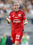 Olympique Lyonnais's Camile Abily during UEFA Women's Champions League 2015/2016 Final match.May 26,2016. (ALTERPHOTOS/Acero)