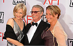 CULVER CITY, CA. - June 10: Journalist Diane Sawyer (L), honoree Mike Nichols and Emma Thompson arrive at the 38th Annual Lifetime Achievement Award Honoring Mike Nichols held at Sony Pictures Studios on June 10, 2010 in Culver City, California.