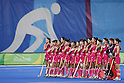 Japan Women's team group (JPN), <br /> AUGUST 8, 2016 - Hockey : <br /> Women's Pool Match <br /> between Japan Women's 0-4 Argentina Women's <br /> at Olympic Hockey Centre <br /> during the Rio 2016 Olympic Games in Rio de Janeiro, Brazil. <br /> (Photo by Yusuke Nakanishi/AFLO SPORT)