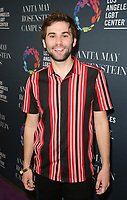 7 April 2019 - Los Angeles, California - Jake Borelli. Grand Opening Of The Los Angeles LGBT Center's Anita May Rosenstein Campus  held at Anita May Rosenstein Campus. <br /> CAP/ADM/FS<br /> ©FS/ADM/Capital Pictures