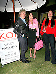 June 14th 2012 ...Kyle Richards & Lisa Vanderpump dine (Patti Stannger's birthday bash) at Koi restaurant in West Hollywood..AbilityFilms@yahoo.com.805-427-3519.www.AbilityFilms.com....