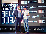 Awards Ceremony - Bloomberg Square Mile Relay - Dubai 2016