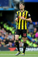 Craig Cathcart of Watford during Chelsea vs Watford, Premier League Football at Stamford Bridge on 5th May 2019