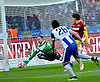 April 05-15,1.Bundesliga,Hertha BSC Berlin vs SC Paderborn,Olympic Stadium,Berlin,GER