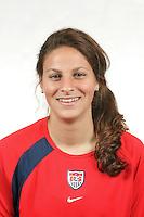 Tina DiMartino, U.S. Under 20 Women's National Team Training Camp, Home Depot Center, Carson, CA. May 24, 2005