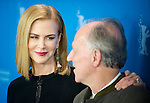 Director Werner Herzog and Nikole Kidman promotes his Queen of the desert film during the LXV Berlin film festival, Berlinale at Potsdamer Straße in Berlin on February 6, 2015. Samuel de Roman / Photocall3000 / Dyd fotografos-DYDPPA.