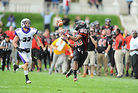 Wesleyan Football vs. Amherst 10/18/2014
