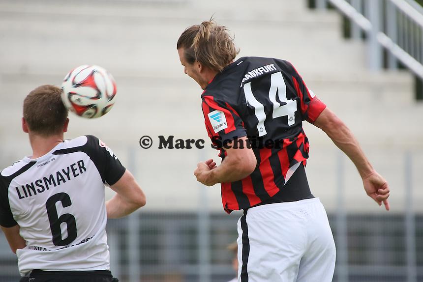 Kopfball Alex Meier (Eintracht)
