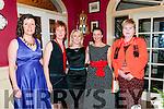 Listowel Military Tattoo: Sharon Hartnett, Liz Curtin, Annemarie McAuley, Samantha Keane & Imelda Murphy,  Listowel pictured  the  1940's themed Hangar Dance at the Listowel Arms Hotel on Sunday night last.