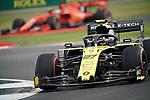 12.07.2019, Silverstone Circuit, Silverstone, FORMULA 1 ROLEX BRITISH GRAND PRIX 2019<br /> , im Bild<br />Nico Hülkenberg (GER#27), Renault F1 Team<br /> <br /> Foto © nordphoto / Bratic