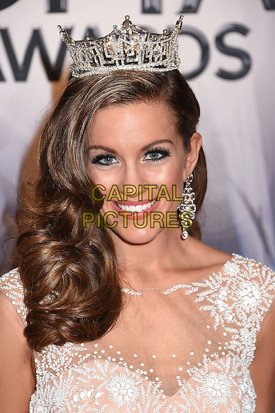 4 November 2015 - Nashville, Tennessee - Betty Cantrell. 49th CMA Awards, Country Music's Biggest Night, held at Bridgestone Arena. <br /> CAP/ADM/LF<br /> &copy;LF/ADM/Capital Pictures