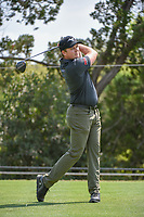 Eddie Pepperell (ENG) watches his tee shot on 2 during day 1 of the WGC Dell Match Play, at the Austin Country Club, Austin, Texas, USA. 3/27/2019.<br /> Picture: Golffile | Ken Murray<br /> <br /> <br /> All photo usage must carry mandatory copyright credit (© Golffile | Ken Murray)