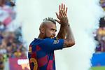 Presentation 1st team FC Barcelona 2019/2020.<br /> Arturo Vidal.
