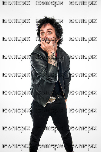 GREEN DAY- vocalist and guitarist Billy Joe Armstrong -  photographed in Newport Beach, CA USA - July 10, 2012. Photo credit: Kevin Estrada / IconicPix  (TERRITORIAL RESTRICTIONS APPLY - PLEASE CALL TO CONFIRM)