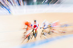 Roy Eefting of the Netherlands competes in the Men's Omnium Finals during the 2017 UCI Track Cycling World Championships on 15 April 2017, in Hong Kong Velodrome, Hong Kong, China. Photo by Marcio Rodrigo Machado / Power Sport Images