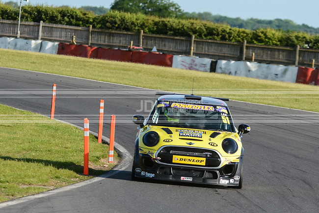Freddie Lee - Power Maxed Racing Mini F56 JCW