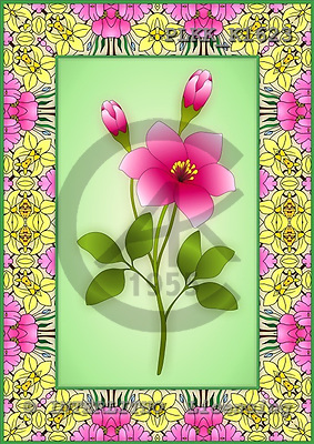 Kris, FLOWERS, paintings, PLKKK1623,#f# Blumen, flores, illustrations, pinturas ,everyday