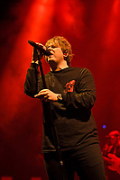 LONDON, ENGLAND - NOVEMBER 29: Lewis Capaldi performing at Brixton Academy on November 29, 2019 in London, England.<br /> CAP/MAR<br /> ©MAR/Capital Pictures