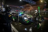 #43 STRAKKA RACING (GBR) MERCEDES-AMG GT3 RICHARD HEISTAND (USA) ) CHRISTINA NIELSEN (DNK) DAVID FUMANELLI (ITA) JACK HAWKSWORTH GBR)