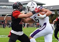 Wesleyan Football vs. Amherst 10/20/2018