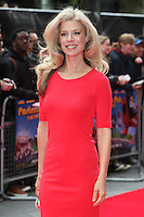 Susan Duerden  arriving for the Postman Pat Premiere, Odeon West End, London. 11/05/2014 Picture by: Alexandra Glen / Featureflash