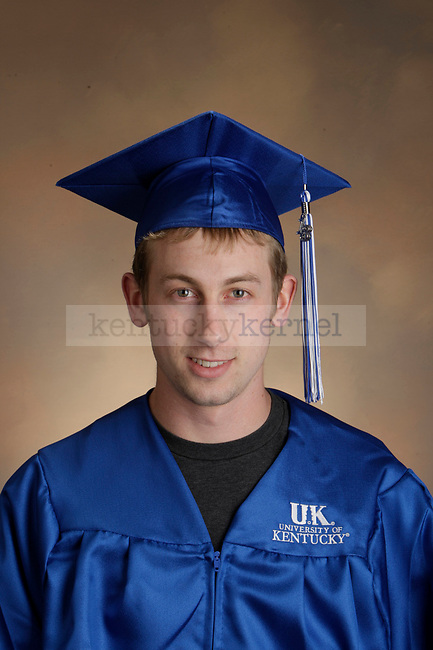 Menke, Justin photographed during the Feb/Mar, 2013, Grad Salute in Lexington, Ky.