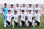 Urawa Red Diamonds squad pose for team photo during the AFC Champions League 2017 Round of 16 match between Jeju United FC (KOR) vs Urawa Red Diamonds (JPN) at the Jeju Sports Complex on 24 May 2017 in Jeju, South Korea. Photo by Yu Chun Christopher Wong / Power Sport Images