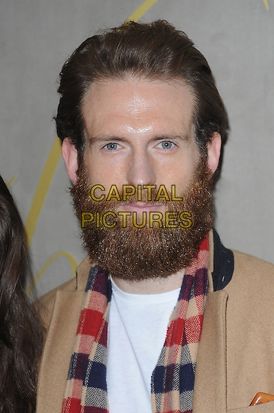 LONDON, ENGLAND - NOVEMBER 3: Craig McGinlay attends the Burberry Festive Film Premiere at Burberry Regent Street on November 3, 2015 in London, England.<br /> CAP/BEL<br /> &copy;BEL/Capital Pictures