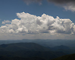 Clouds, Blue Ridge Mountains, NC