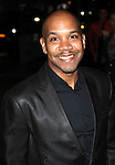 Darius de Haas attending the Memorial To Honor Marvin Hamlisch at the Peter Jay Sharp Theater in New York City on 9/18/2012.