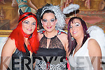 CHRISTMAS MURDER: The girls from Q Nailz & Beauty enjoying a great time at the Chernobyl Childrens Project International Christmas Murder Mystery at Ballyseede Castle on Friday l-r: Alison O'Sullivan, Lixnaw, Dawn Roche, Casement Avenue and Louise O'Neill, Ardfert..   Copyright Kerry's Eye 2008