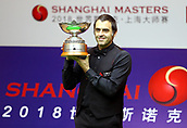 2018 World Snooker Shanghai Masters Sep 15 16th