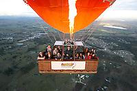 20140924 September 24 Hot Air Balloon Gold Coast