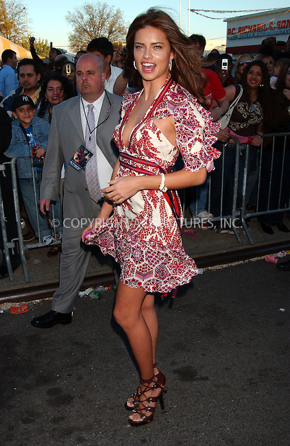 "WWW.ACEPIXS.COM . . . . . ....April 30 2007, New York City....Victoria's Secret model Adriana Lima attending the US premiere of ""Spiderman 3"" at the Kaufman Astoria Studios in Queens during the 2007 Tribeca Film Festival.....Please byline: KRISTIN CALLAHAN - ACEPIXS.COM.. . . . . . ..Ace Pictures, Inc:  ..(646) 769 0430..e-mail: info@acepixs.com..web: http://www.acepixs.com"