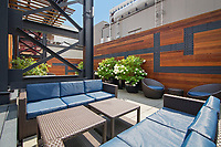 Roof Deck at 10 Hanover Square