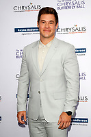 LOS ANGELES - JUN 1:  Adam Devine at the 18th Annual Chrysalis Butterfly Ball at the Private Residence on June 1, 2019 in Los Angeles, CA