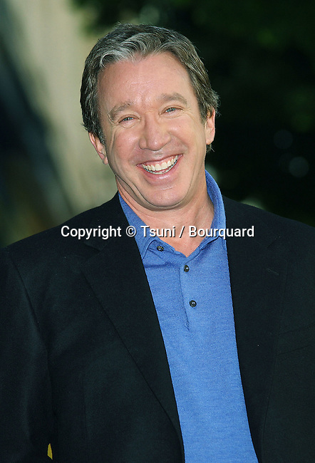 Tim Allen received the 2270th star on the Hollywood Walk of Fame in Los Angeles. November 19, 2004.