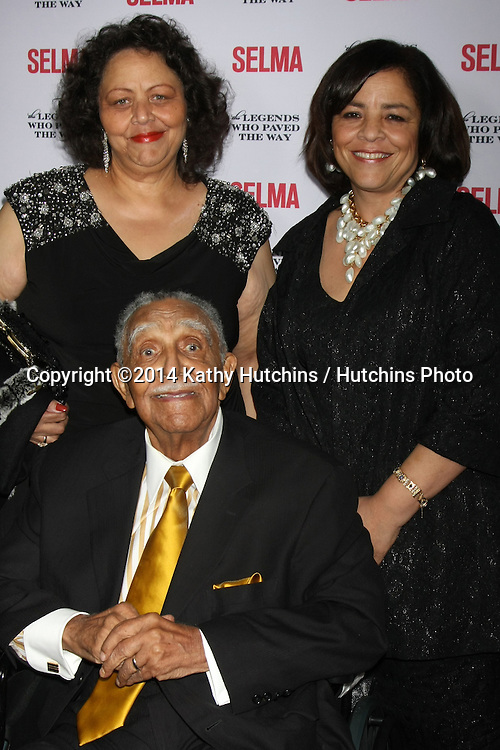 "SANTA BARBARA - DEC 6:  Joseph Lowery at the ""Selma"" & Legends Who Paved the Way Gala at the Bacara Resort & Spa on December 6, 2014 in Goleta, CA"
