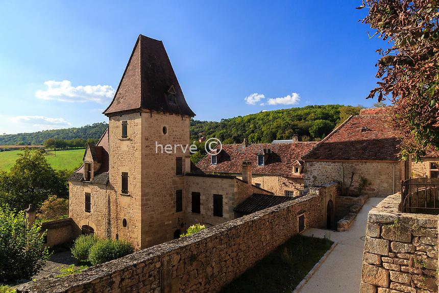 France, Dordogne (24), Vitrac // France, Dordogne, Vitrac