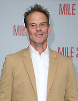 WESTWOOD, CA - AUGUST 9: Peter Berg, at Premiere Of STX Films' &quot;Mile 22&quot; at The Regency Village Theatre in Westwood, California on August 9, 2018.<br /> CAP/MPIFS<br /> &copy;MPIFS/Capital Pictures