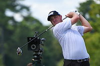 Jason Kokrak (USA) watches his tee shot on 4 during round 2 of the 2019 Tour Championship, East Lake Golf Course, Atlanta, Georgia, USA. 8/23/2019.<br /> Picture Ken Murray / Golffile.ie<br /> <br /> All photo usage must carry mandatory copyright credit (© Golffile | Ken Murray)