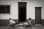 Cuba, Oriente,  Bayamo:<br /> Granma province, Street scene