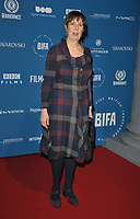 Rebecca O'Brien at the British Independent Film Awards (BIFA) 2018, Old Billingsgate Market, Lower Thames Street, London, England, UK, on Sunday 02 December 2018.<br /> CAP/CAN<br /> &copy;CAN/Capital Pictures